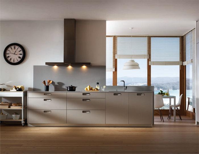 Ya Disponible El Nuevo Modelo De Cocina Santos Sand Grey